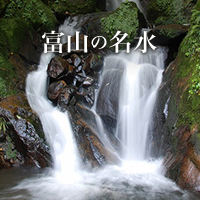 魚づ鱒寿し店 富山の名水